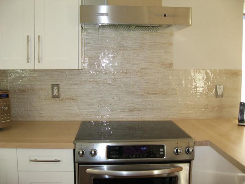 elegance meets function custom glass backsplashes by flux