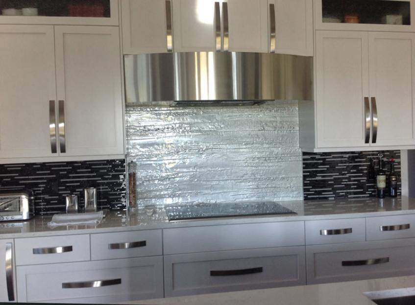 Backsplash flux glass - Glass kitchen backsplash pictures ...